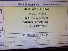 Rolling Stones - Rod Laver Arena 28 March Preston Darebin Area Preview
