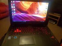 ASUS ROG GL502V I7 8gb Ram GTX970 128gb SSD 1TB HDD Gaming laptop £800 ovno
