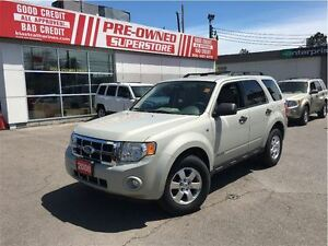 2008 Ford Escape XLT, CLEAN INTERIOR, AFFORDABLE SMALL SUV