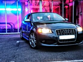Audi s3 2007 with extras modified