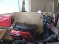 Honda Elite 250cc