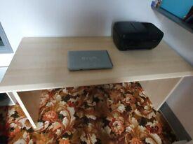 Wooden desk £30