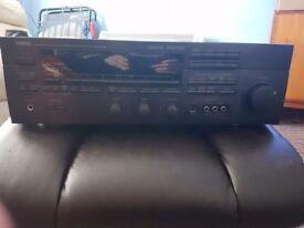 Yamaha RX-V590 RDS Stereo Amplifier