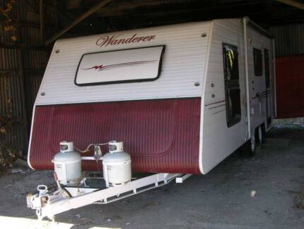 Brand New Wanderer Caravan - Drastically reduced - Grab a bargain