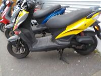 FOR SALE Kymco Agility RS 50