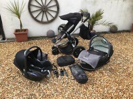 Quinny buzz 2 complete travel system