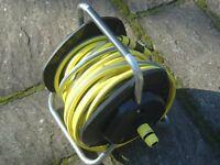 Karcher hose reel with 25m prinoflex hose