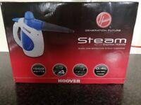 Hoover steamer