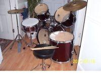 drum kit*****DD Devil Drum