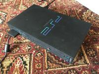 PS2 working Console and need for speed most wanted