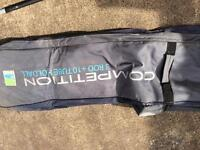 Preston competition 10 tube 3 made up rod holdall