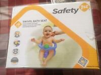 Safety First Baby Bath Seat