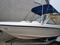 bayliner 2006 speed boat bowrider 3.0l mercruiser