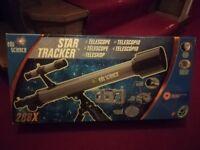 Edu Science Star Tracker Telescope