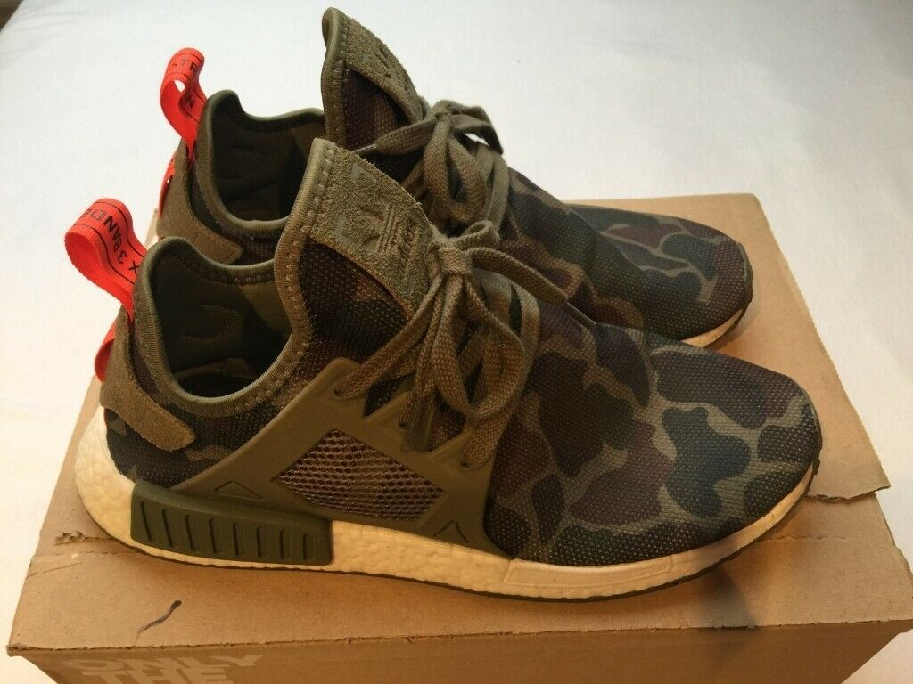 new product 8f605 63c06 Adidas NMD XR1 Duck Camo Olive Cargo size 10 (Mens) Trainers | in Didcot,  Oxfordshire | Gumtree