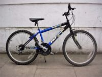 Mountain/ Commuter Bike by Falcon, Blue, Runs Good, JUST SERVICED / CHEAP PRICE!!!!!!!