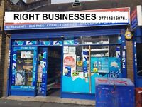 Profitable Off licence shop lease for quick sale - PRICE REDUCED