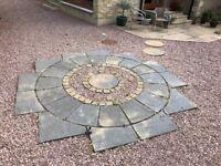 Garden Patio Circle