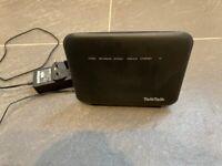 Free huawei HG635 talktalk super router