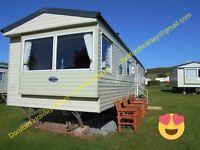 Caravan hire Somerset 17-20 March £120!!! (Plus refundable £50 security deposit)
