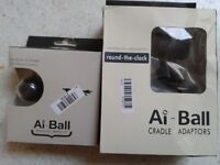 Ai Ball Camera and Cradle as new in box