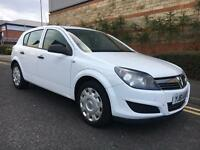 VAUXHALL ASTRA 1.3 CDTI 2011 6 SPEED EX AUTHORITY 61 REG
