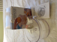 Kenwood Citrus Press Attachment A995 boxed with instructions