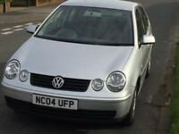 2004 04 Vw Volkswagen Polo 1.2 s
