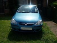 Vauxhall Corsa 1.3CDTi, Low Mileage and Good Condition for Year, Long MOT, Careful Lady Owner
