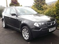 BMW X3 2.5i SE *AUTOMATIC* #LPG# 4X4 LIKE RAV4 VITARA ML X5 TERIOS XTRAIL FREELANDER GOLF FOCUS A3