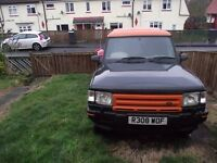 landrover discovery 3.8 petrol spares r repair swap wanted smaller jeep