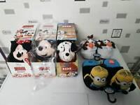 Disney stompeez slippers