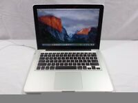 Macbook Pro 2010 - 2011 Apple mac laptop Intel 2.66ghz Core 2 duo 500gb hd 6gb ram