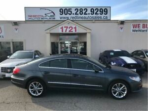 2012 Volkswagen CC Leather, Navi, Sunroof, WE APPROVE ALL CREDIT