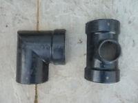 Cast iron guttering (various)