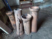 Planters (underground pipe)