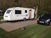 2006 Adria Adiva 532 LT 4-berth caravan - Great starter caravan for those new to caravanning.