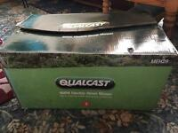 Qualcast 900w electric hover mower