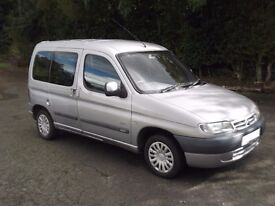 Citroen Berlingo multispace 1.9 diesel( Scotlandwell)