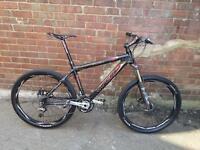 Viper carbon mountain bike