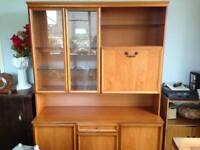 Display Cabinet Unit