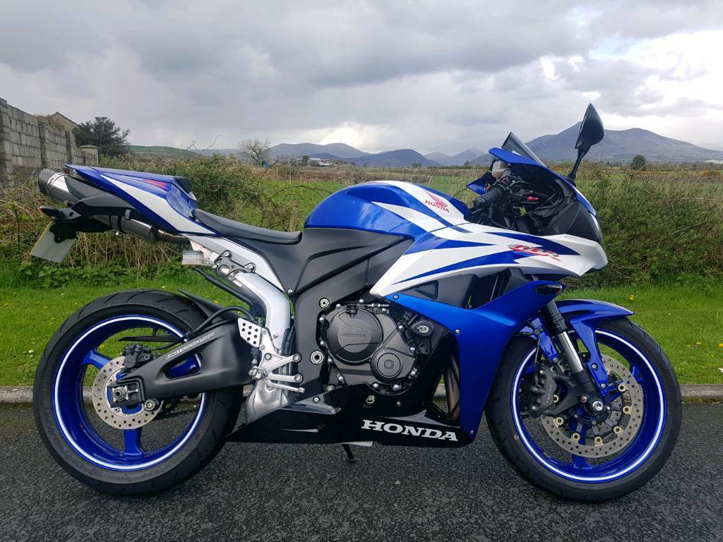 2007 Honda CBR 600 RR ( not GSXR R6 ) 600RR | in Kilkeel, County Down |  Gumtree