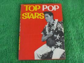 Vintage Top Pop Stars