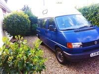 Volkswagon (Hightop) T4 1994. 1.9 Diesel Turbodrive, L/h drive Camper, Bettonica conversion