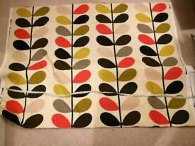 Orla Keily curtain fabric
