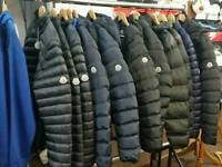 Moncler jackets NEW