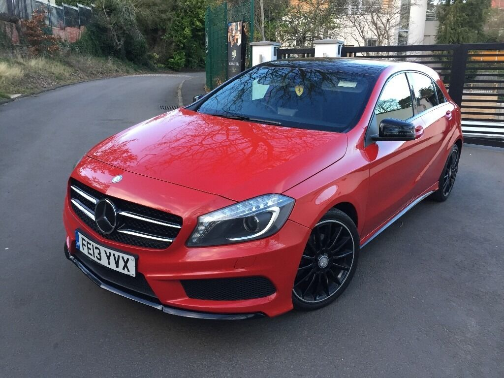 mercedes benz a class a180 cdi amg sport in st anns nottinghamshire gumtree. Black Bedroom Furniture Sets. Home Design Ideas