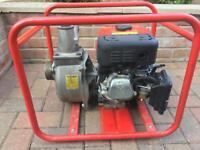 3 x Clarke Petrol Water Pumps