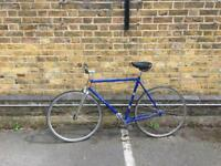 Vintage single speed bike