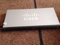 Cisco SG 100-24 24 Port Gigabit Switch